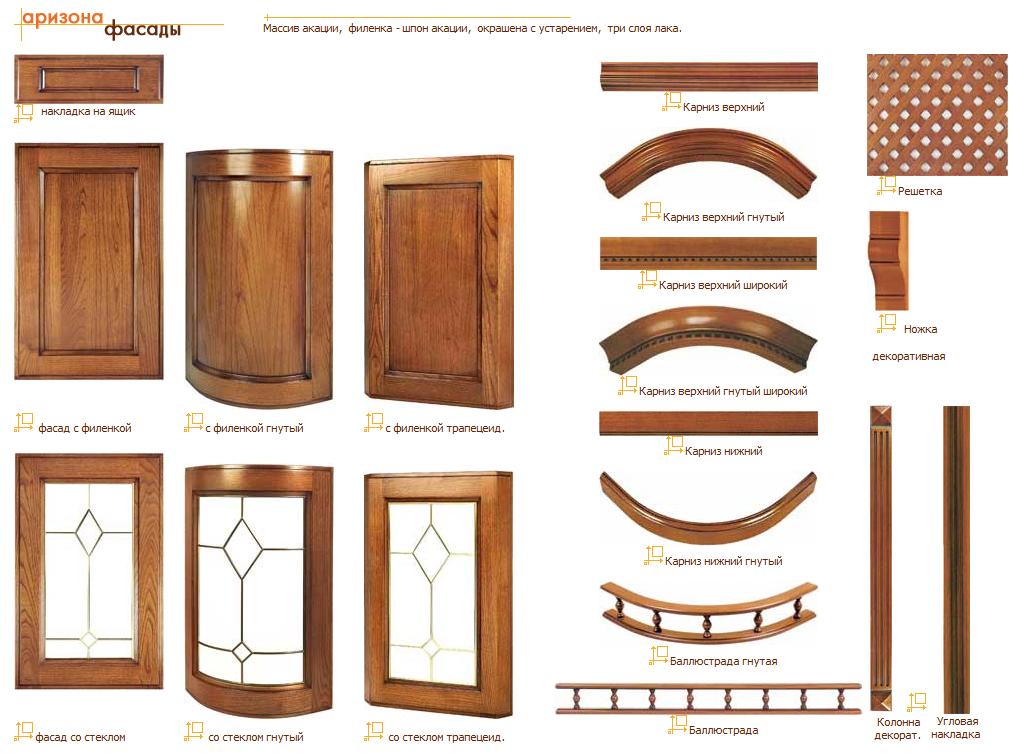 Фасады для кухонной мебели своими руками 99
